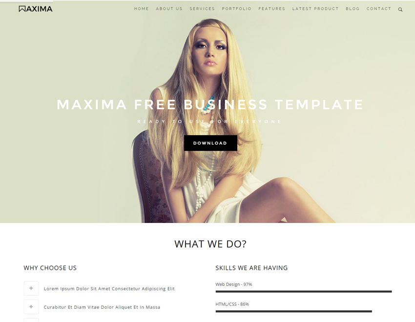Template Corporate & Business CO-05